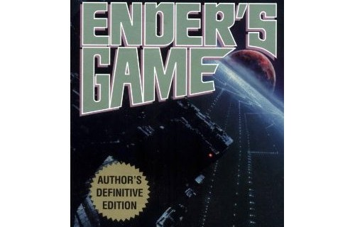 enders game audiobook